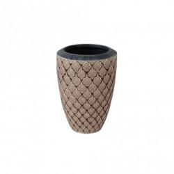 Ghiveci inalt ceramica 15 x 22 cm