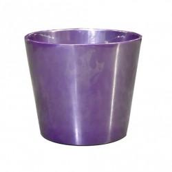 Ghiveci ceramica 32 x 27 cm mov sidefat