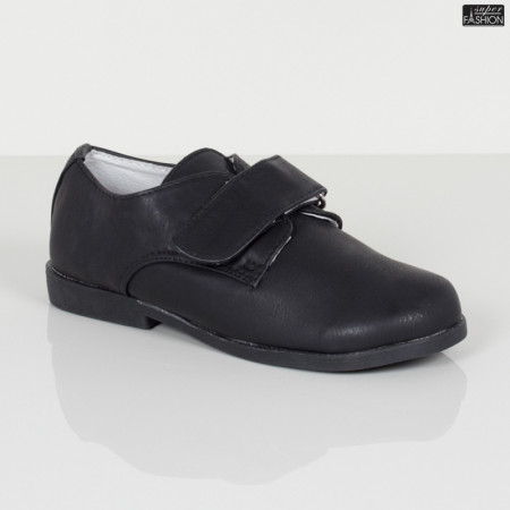 Pantofi Copii ''MRS R-37 Black'' [D10C2]