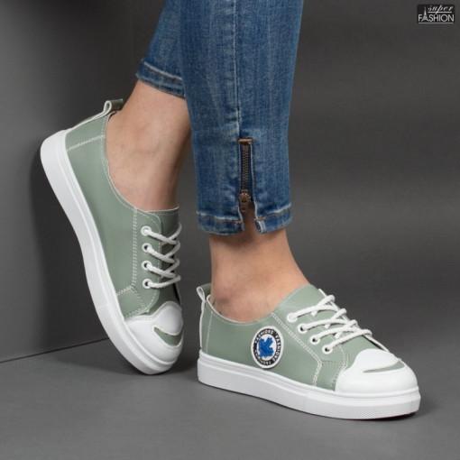 Pantofi Sport ''BAO Fashion C-7 Green '' [D17A1]