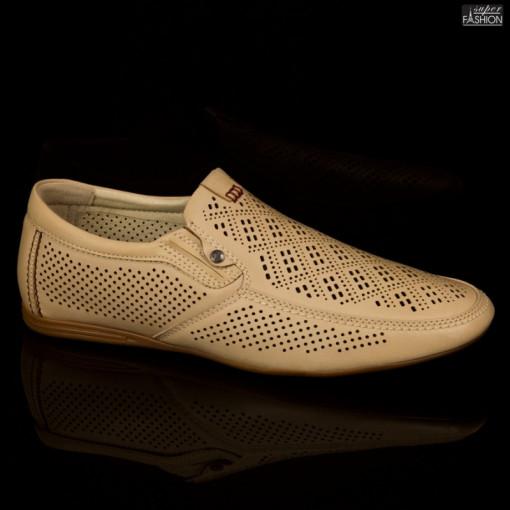 Pantofi ''Meko.Melo L5889-3 L.Camel'' [S23E11]