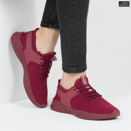 Pantofi Sport ''RXR R-588 Wine Red'' [S4B2]