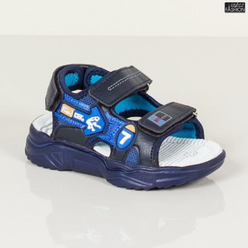 Sandale Copii ''DION B6 D. Blue'' [D13C5]