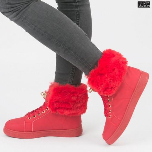 ghete dama rosii
