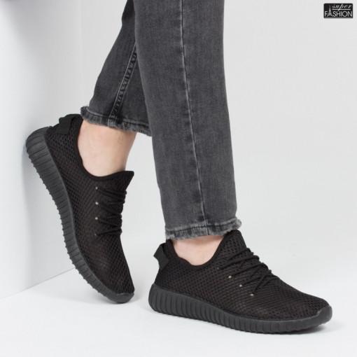 pantofi sport barbati cu material perforat