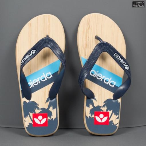 "Papuci ""Aierda 51A Dk. Blue'' [S19B8]"