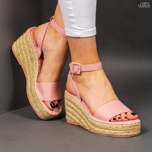 Sandale ''Bestelle Fashion JA001 Pink'' [LE3]