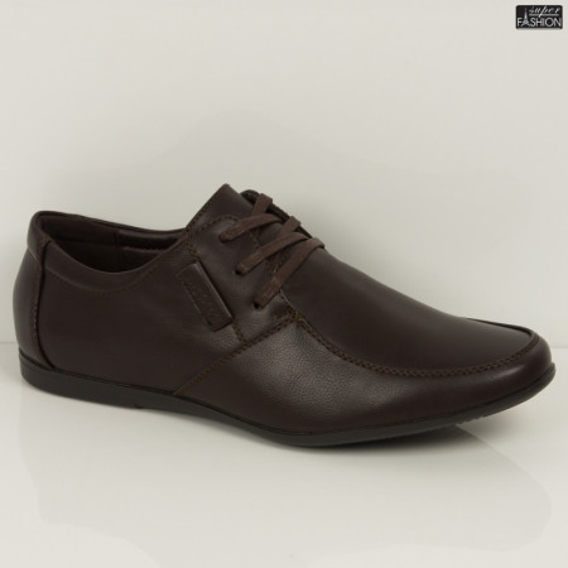 Pantofi ''Clowse 2G161 Brown'' [S23B10]