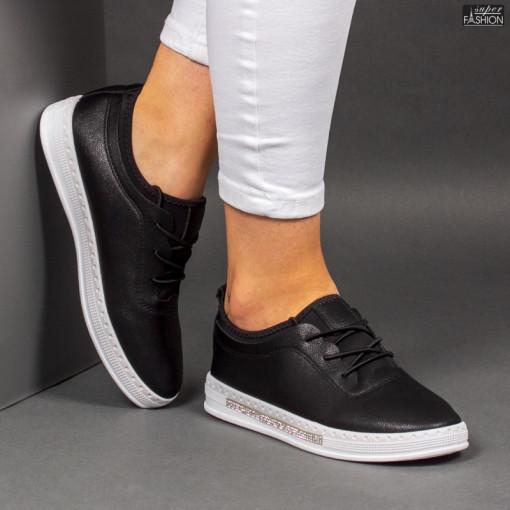 Pantofi Sport ''Meek YF-02 Black'' [D5C3]