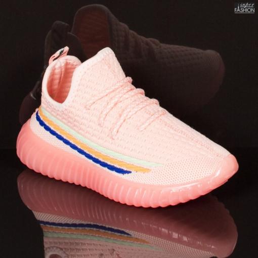 Pantofi Sport Copii ''L&X CD076 Pink'' [D17C9]
