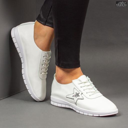 Pantofi Sport ''Meek 1905 White'' [D10B7]