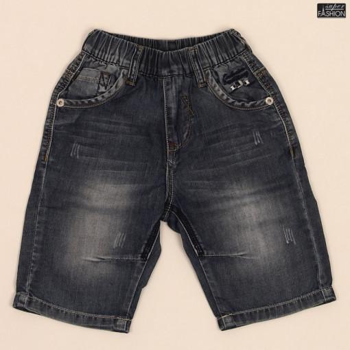 Blugi Scurti Baieti ''NextStar Jeans 30802'' [S22E1]