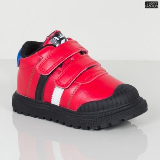 Pantofi Sport Copii ''Sport 1818 Red'' [S9B7]