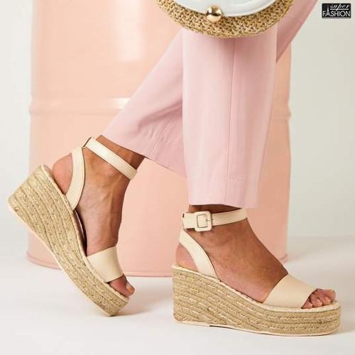 Sandale ''Bestelle Fashion JA001 Beige'' [D22D7]