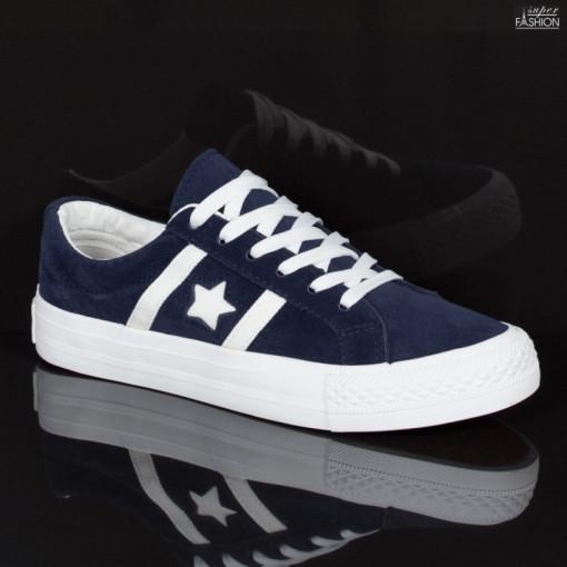 Pantofi sport ''ABC H2203 D. Blue'' [D7B1]