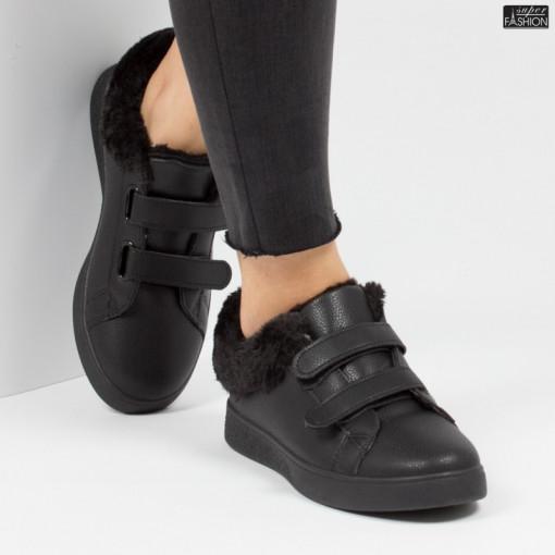 Pantofi sport ''RXR R-372 Black'' [D23E12]
