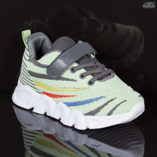 pantofi sport copii din material textil