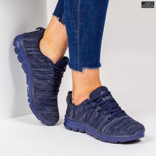 Pantofi Sport ''L&X B-1 D. Blue'' [D19B3]