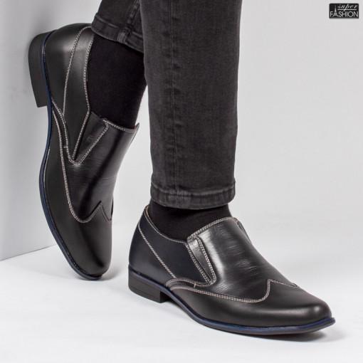 Pantofi ''Z68 Fashion 2802-1 Black'' [S14E1]