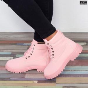 Ghete ''LEMAX F1669-3 Pink''