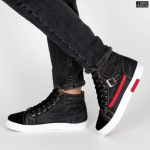 Ghete Sport ''Fashion Balq B-012 Black'' [S23C10]