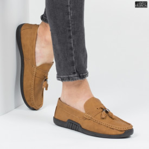 """Pantofi """"Fashion 921-2 Yellow"""""""