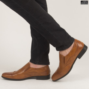Pantofi ''OUGE RO-006 Yellow''