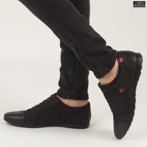 Pantofi ''Renda 69-3 Black''