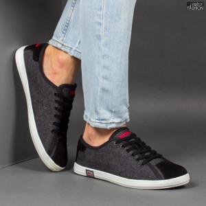 Pantofi Sport ''23DEC. 1316-A Black''