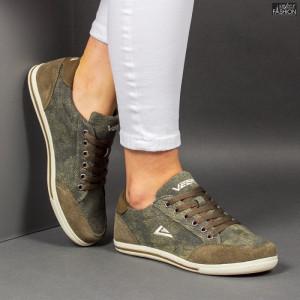 Pantofi Sport ''23DEC. 1321C Green''