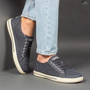 Pantofi Sport ''23DEC. 1322-C D. Grey'' [S9A1]