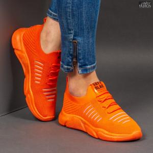 Pantofi Sport ''ABC NF11 Orange'' [D12C2]