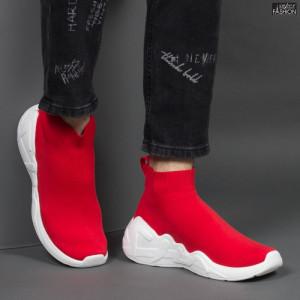 """Pantofi Sport """"Aierda ZL-1953-2 Red'' [S13E1]"""