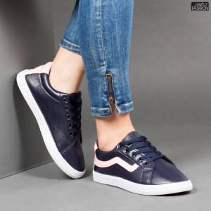 Pantofi Sport ''ALD Fashion HQ-116 Navy''