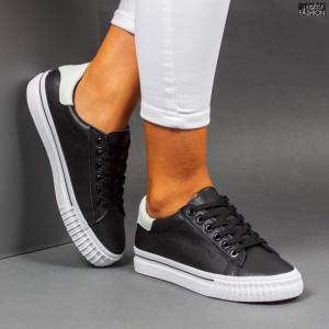 Pantofi Sport ''ALD Fashion Z-8805 Black''