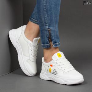 Pantofi Sport ''BAO SPORT 907 White'' [D19B10]