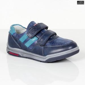 Pantofi Sport Copii ''ANA Style A-701-1 Dark Blue'' [S15B4]