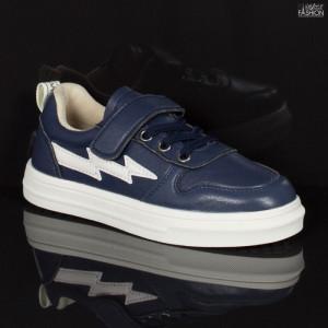 Pantofi Sport Copii ''Apawwa CC207 Navy'' [S1B1]