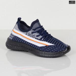 Pantofi Sport Copii ''BAO SPORT 9222 Blue'' [S19B1]