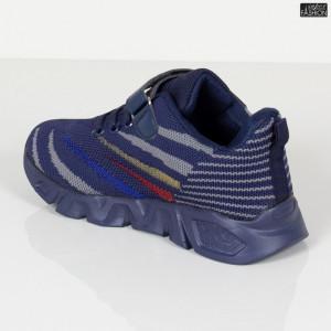 pantofi sport baieti albastri