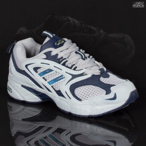 Pantofi Sport Copii ''Veer Fashion 5135 Grey D. Blue'' [S19B3]