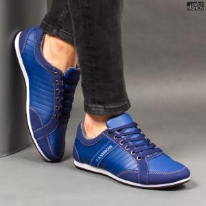 Pantofi Sport ''Couture Fashion G-38 Blue''