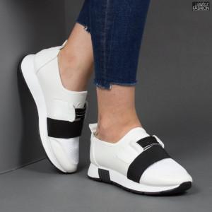 Pantofi Sport ''Fashion Balq H-2 White'' [D2E4]