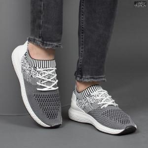 Pantofi Sport ''Fashion Balq K-8 White'' [S5E1]