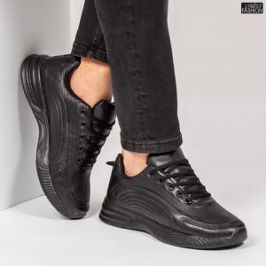Pantofi Sport ''L&X A067 Black'' [S10C2]