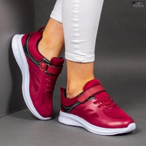 Pantofi Sport ''L&X B072 Wine''