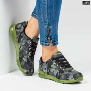 Pantofi Sport ''Meek 1028 Black''