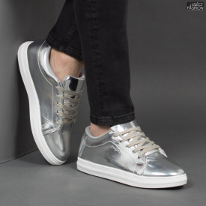 """Pantofi Sport """"Meek F29 Silver"""""""