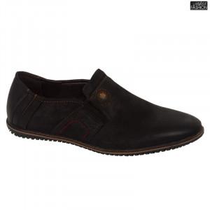 Pantofi ''TOYRACE 5A71-J7 Black'' [S23E10]