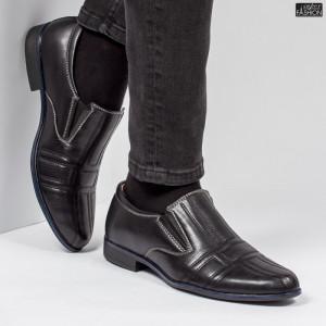 Pantofi ''Z68 Fashion 2802-5 Black'' [S9E11]